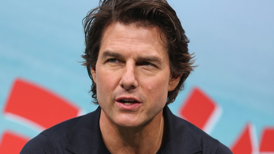 Tom Cruise en tournage à Paris